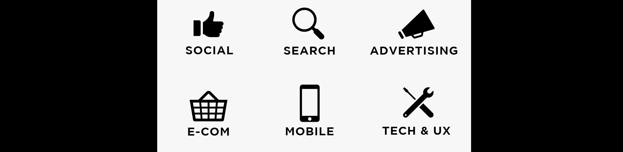 Unsere 6 Kategorien der Online Marketing Trends 2019