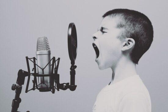 Kunden achten heutzutage auf mehr als nur visuelle Inhalte. Folgen sie den Website Customer Experience Trends mit gutem Voice-Marketing.